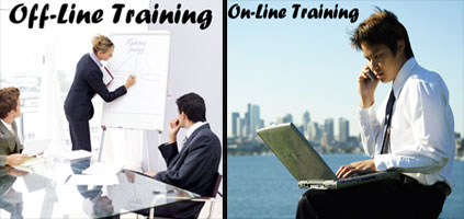 E-Learning for Training