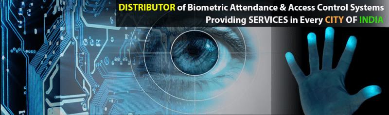 Biometric Time Attendance Machine Gurgaon Distributor