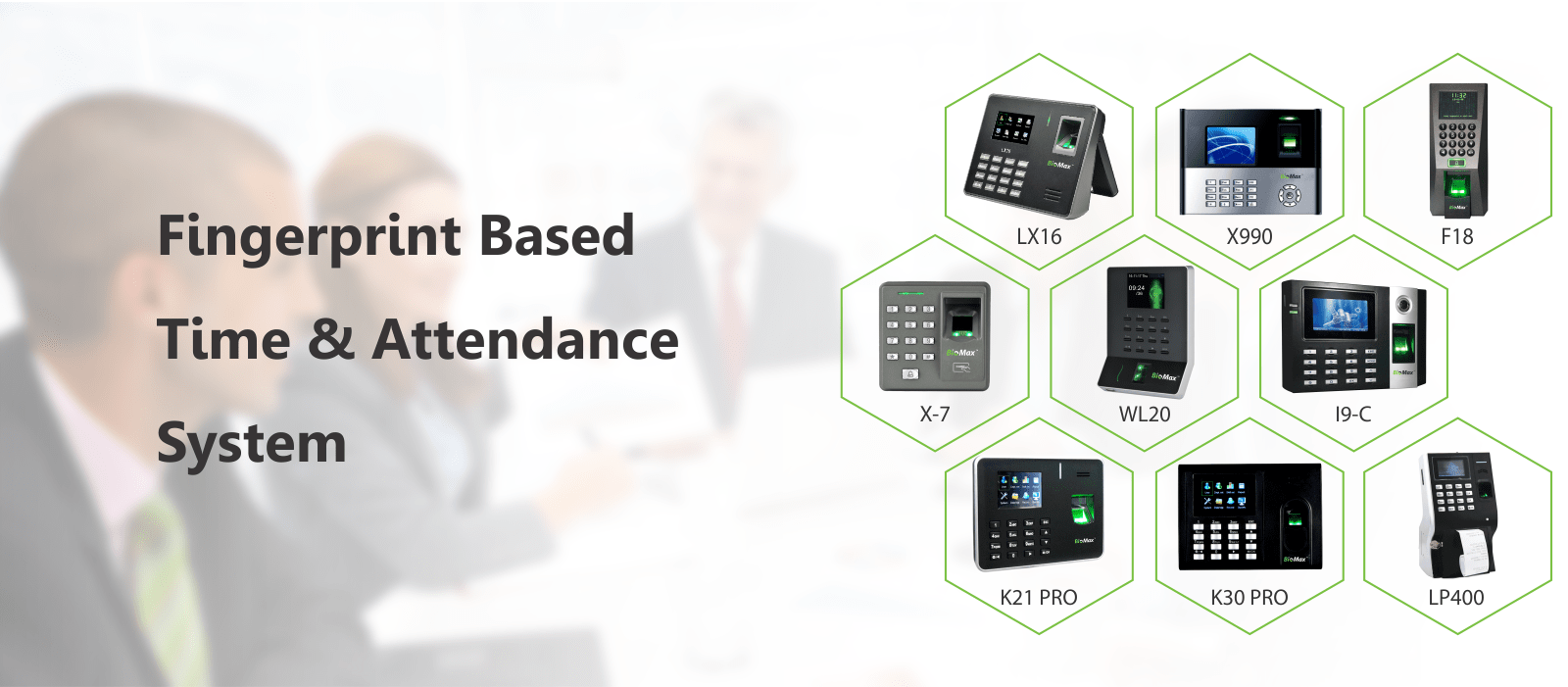 Fingerprint Based Time & Attendance System