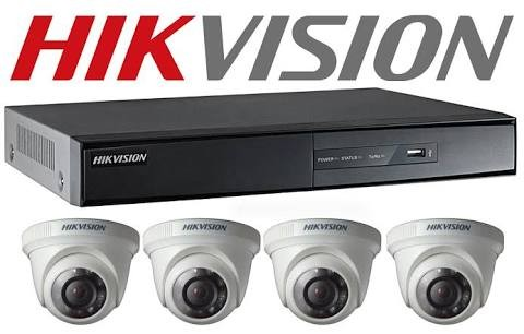 Hikvision ? with 4 DVR