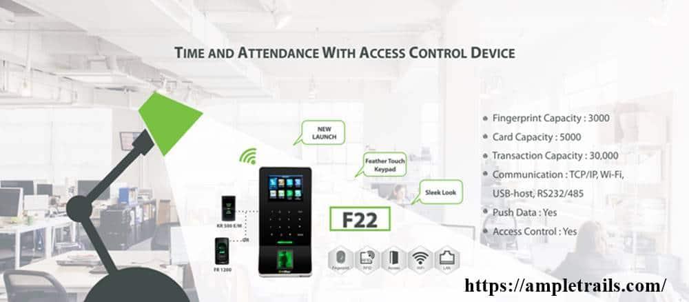 Biometric Attendance System eSSL