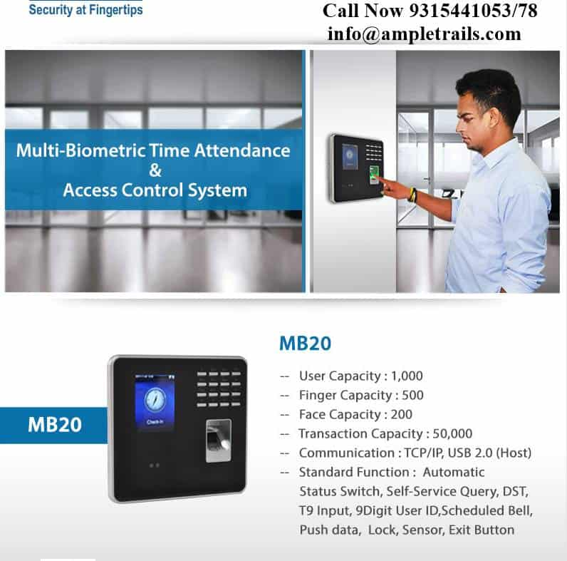 Face Recognition Attendance Recording System Distributors
