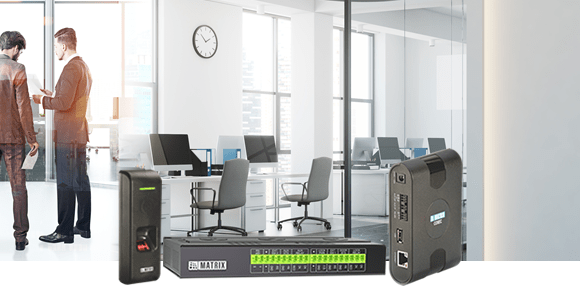 Access Control Solution for Modern Businesses