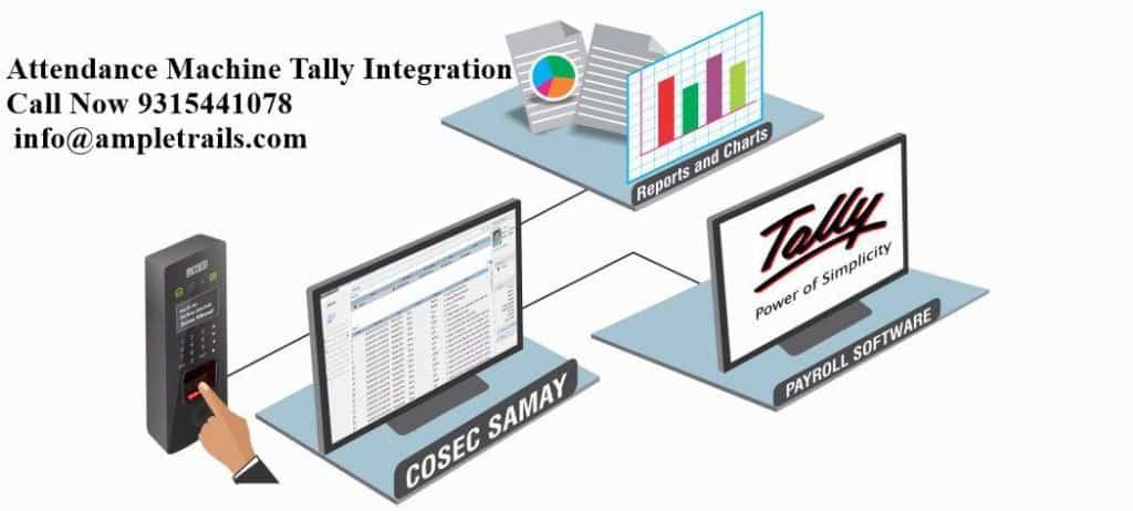 Attendance Sysem Tally Integration
