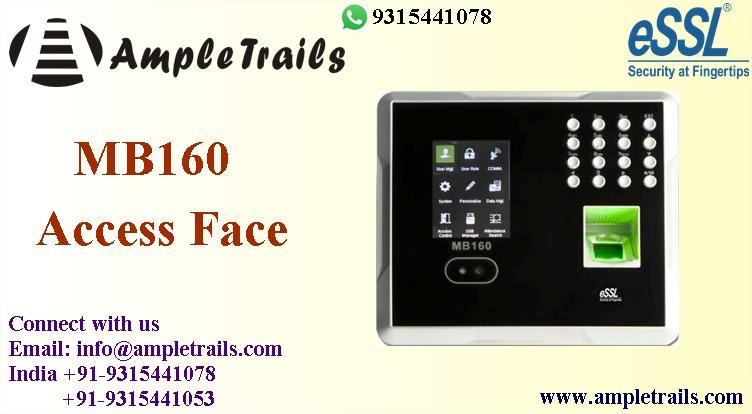 eSSL MB160 Face Attendance Machine