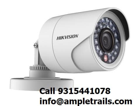 DS-2CE1ADOT-ITPF HD 1080p IR Bullet Camera